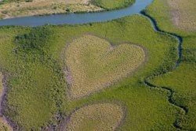 Saint-Valentin: cinq lieux romantiques en forme de coeur (photos). - soirmag.be