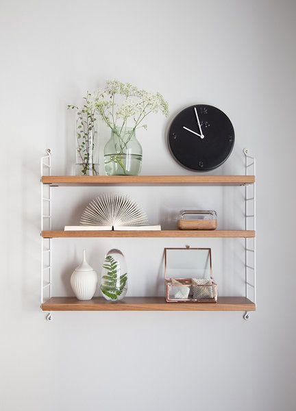 Regalsystem Wohnzimmer: Individueller Stauraum | SoLebIch.de