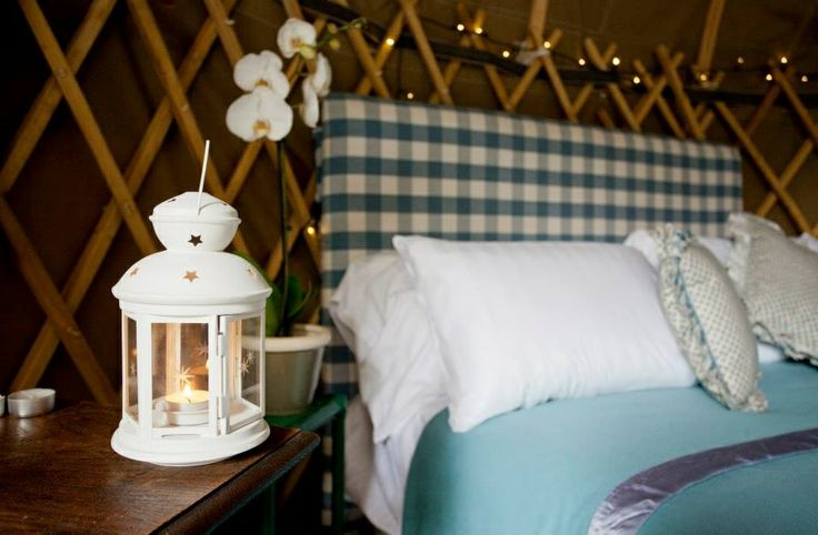 Cosy up inside one of our beautiful LPM Bohemia yurts at our Irish glamping site Hare's Leap, Rock Farm Slane where you'll discover luxury accommodation for adventurers & idlers within an hour from Dublin - http://www.lpmbohemia.com/boutique-camping/hares-leap-campsite/