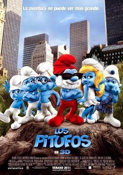 Los Pitufos 1 online latino 2011 VK