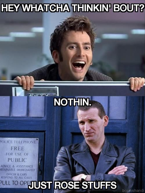 D'aww: Rose Stuff, Whovian Forever, Whovian Pride, Halloween Costumes Ideas, Things Whovian, The Doctors, Totally Geek, Doctors Who, 9Th Doctors