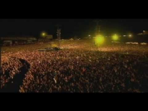 U2...Where The Streets Have No Name LIVE at Slane Castle, Ireland. Excellent!
