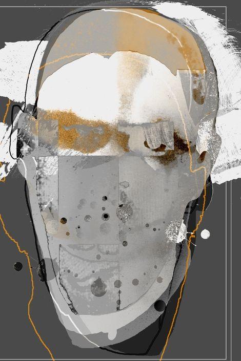 Jorge Portela, FUSION-T-13-N1 on ArtStack #jorge-portela #art