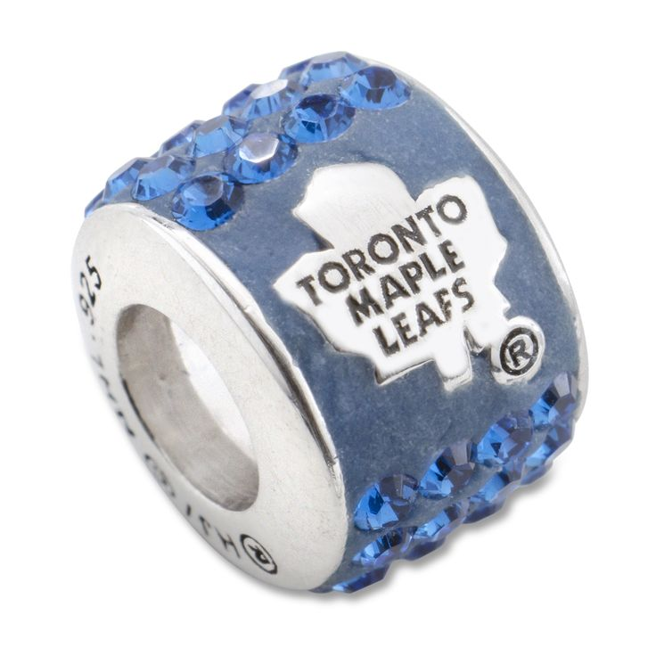 Maple Leafs Premier Bead