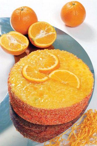 Апельсиновый бисквит | Записи Bon Appetit | УОЛ