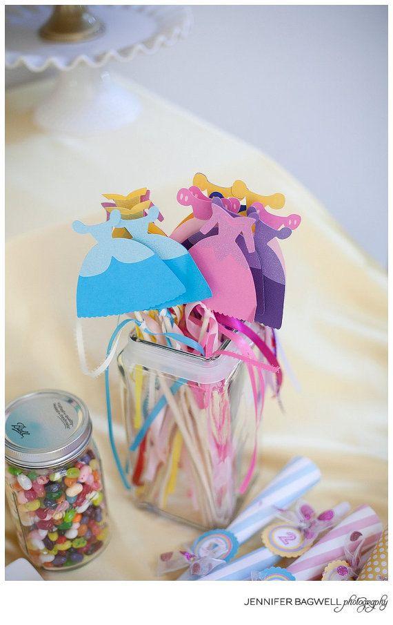 Disney Princess Party Pack. $42.00, via Etsy.