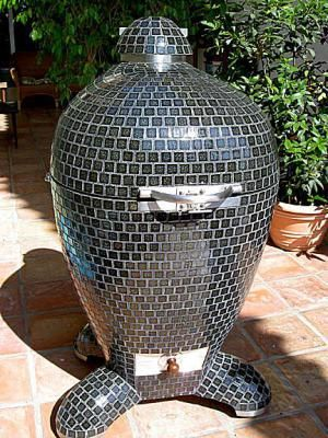 10 best kamado grills and smokers komodo kamado otb 23inch charcoal grill - Kamado Grills