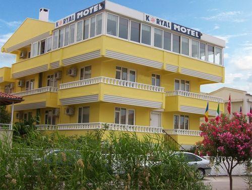 Koryal Motel Akçay