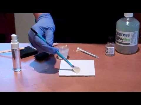 DyePress PolyGloss Sublimation Coating - YouTube