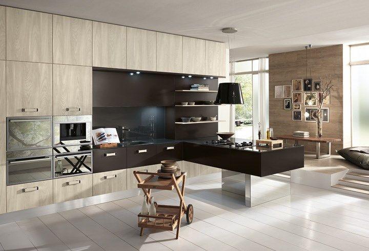 Flame #cucina #arredamento #madeinitaly #design #kitchen #furnishing #pensarecasait