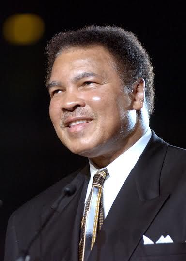 """""""He who is not courageous enough to take risks will accomplish nothing in life."""" ~ Muhammad Ali  http://www.JerryGladstone.com"""