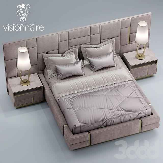 Кровать visionnaire Beloved