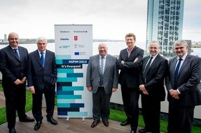 Leaders from across Liverpool gathered on Thursday, September 25th to launch the city's presence at two prestigious property conferences - the world leading MIPIM Cannes and the inaugural MIPIM UK.