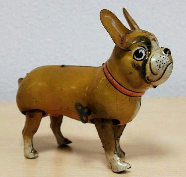 Blikken bulldog, B