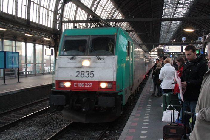 Bate-volta de trem entre Amsterdam e a Antuérpia – Dicas e passagens » PlanetaEuropa.com | O guia da Europa