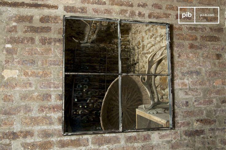 30 best espejos vintage para su hogar images on pinterest for Espejo pared vintage
