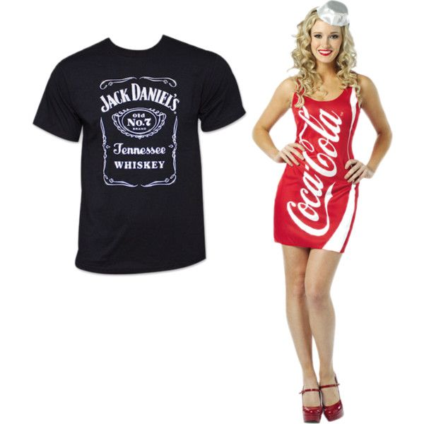 Jack & Coke - Couples Halloween Costume