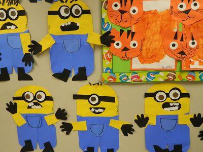 preschool minions