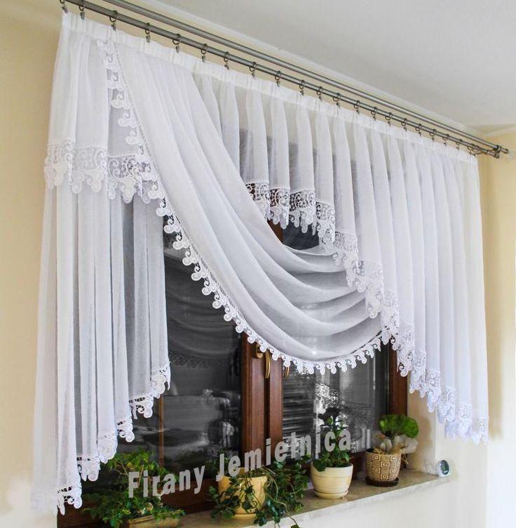 Tletes blog k l nlegesen felhelyezett f gg ny k - Curtain designs for kitchen windows ...