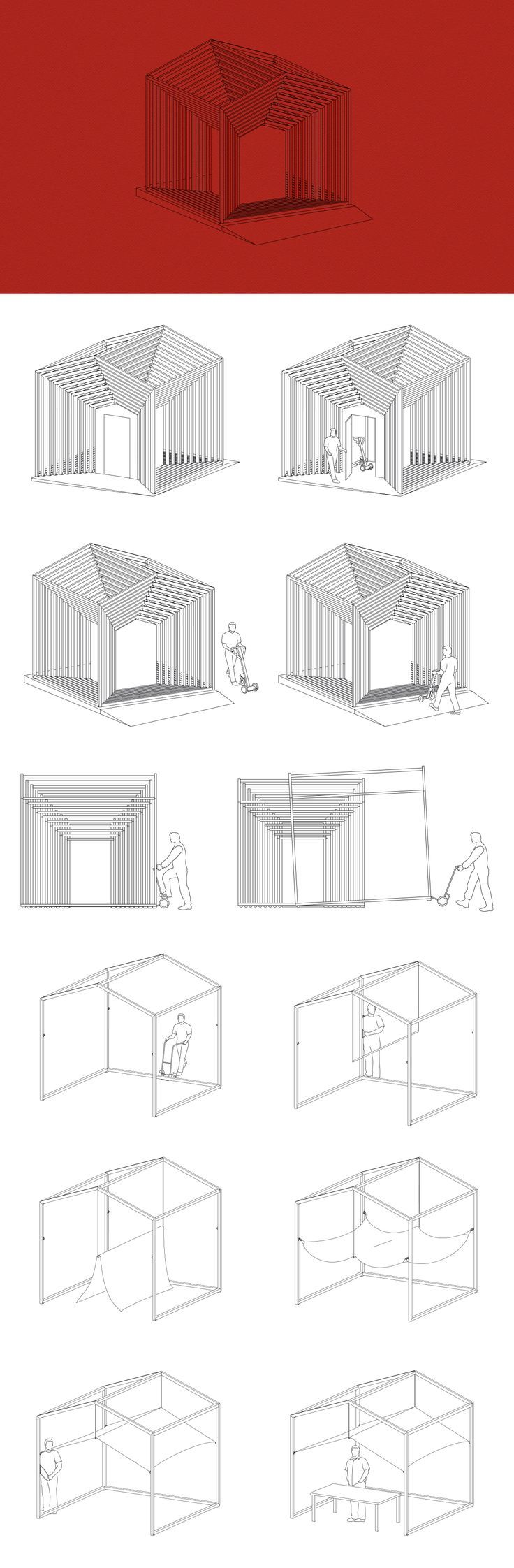 le cube gigogne mobilier urbain modulable saint etienne. Black Bedroom Furniture Sets. Home Design Ideas