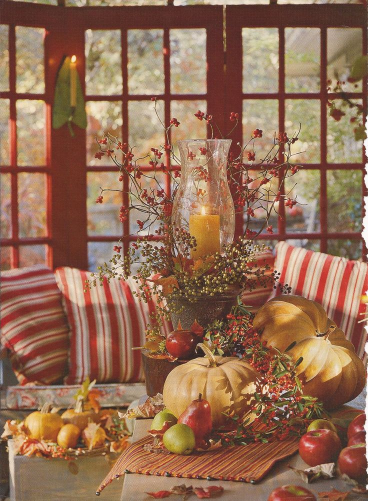 Thanksgiving Table Crafty Ideas Pinterest