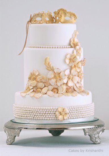 Bespoke wedding cakes - http://www.cakesbykrishanthi.co.uk/