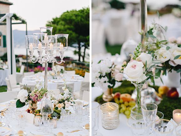 Fairytale Portofino Wedding