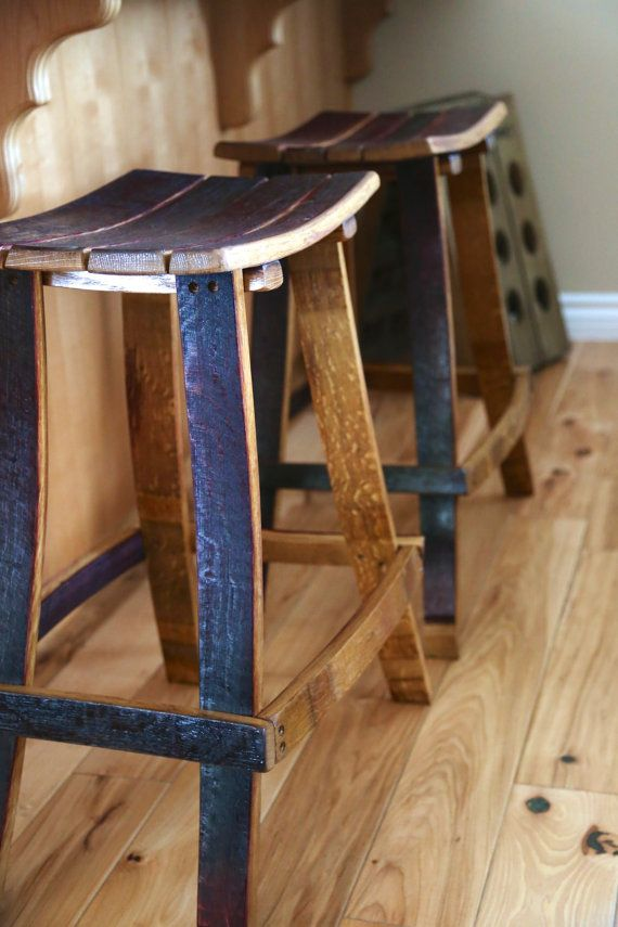 Wine Barrel Bar Stools Special Price by ByGordonLiving on Etsy & Best 25+ Wine barrel bar stools ideas on Pinterest | Wine barrel ... islam-shia.org