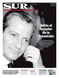 SUR, diario de Málaga. Noticias y actualidad de Málaga