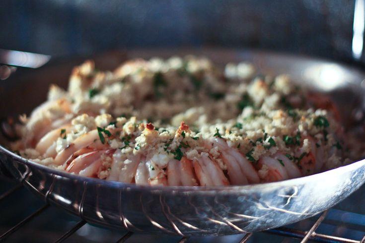 Ina Garten Shrimp with Feta