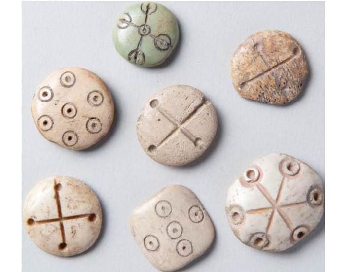 Gaming Pieces 10th-11th Century, Sweden Wish the original person who posted this gave more info about the origin point....