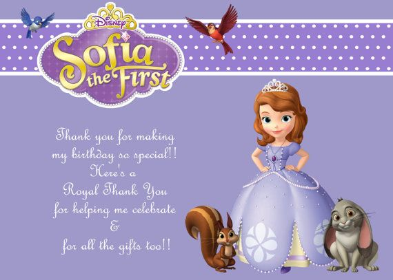 205 best sofia the first birthday images on pinterest birthday sofia the first birthday party invitation by fabulousinvitation 799 bookmarktalkfo Image collections