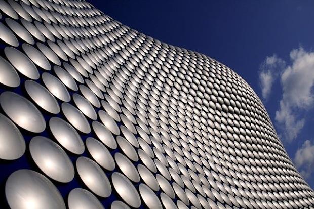Architecture: Modern Exterior Showcase: Birmingham England, Modern Exterior, Art Prints, Birmingham Bullr, Architecture Inspiration, Exterior Architecture, Exterior Showca, Birmingham Selfridge, Architecture Design