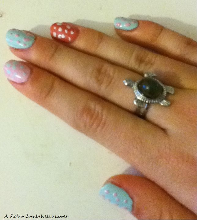Spring Spotted Nail