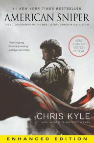 29 best military books images on pinterest military military the nook book enhanced ebook of the american sniper enhanced edition the autobiography of the most lethal sniper in u military history by chris fandeluxe Images