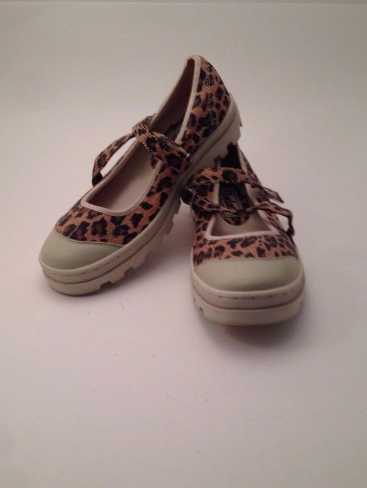 Skecher's Woman's Mary Jane Leopard Untamed Animal Print Shoes Sandals Size  7.5 #Skechers #MaryJaneSandals