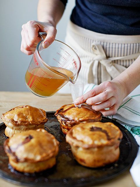 How to make pork pies | Jamie Magazine
