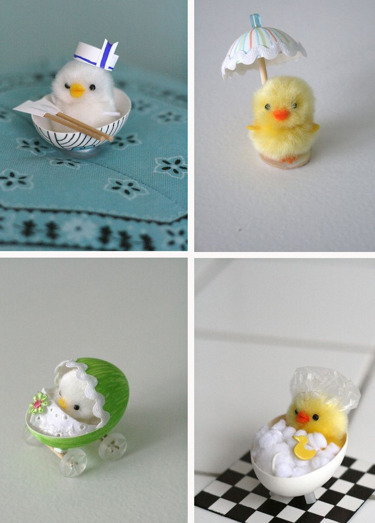 Egg Crafts - Chez Larsson