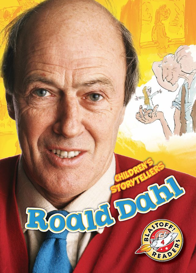 From his mischievous childhood onward, Roald Dahl led an adventurous life. It wasn't until he endured a head injury that he started writing, however. Dahl's work includes Charlie and the Chocolate Factory, Matilda, and James and the Giant Peach. Capture growing readers with this nonfiction title on the life of Roald Dahl. Blastoff! Level: 4 Reading Level: Grades 2-3 Interest Level: Grades 2-5 Word Count: 685 Pages: 24
