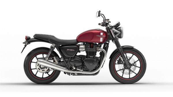 Street Twin | Triumph Motorcycles