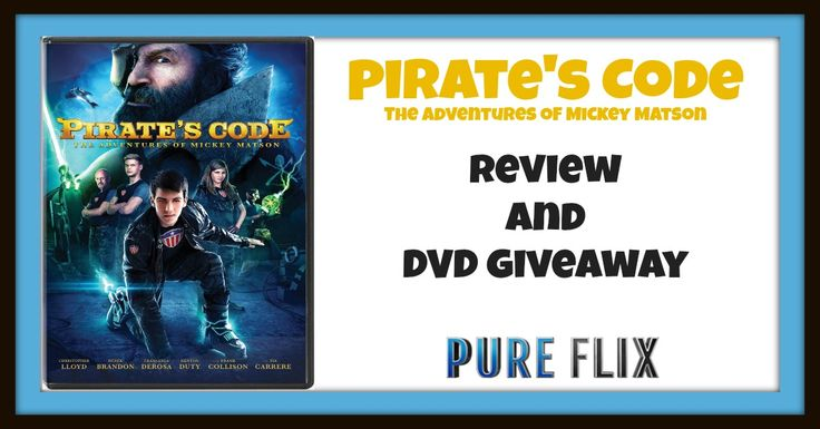 Counting Pinecones: Pirates Code - The Adventure of Mickey Matson - Review and Giveaway
