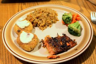 Questionable Logic: Quick and Easy Broiled Marinated Salmon