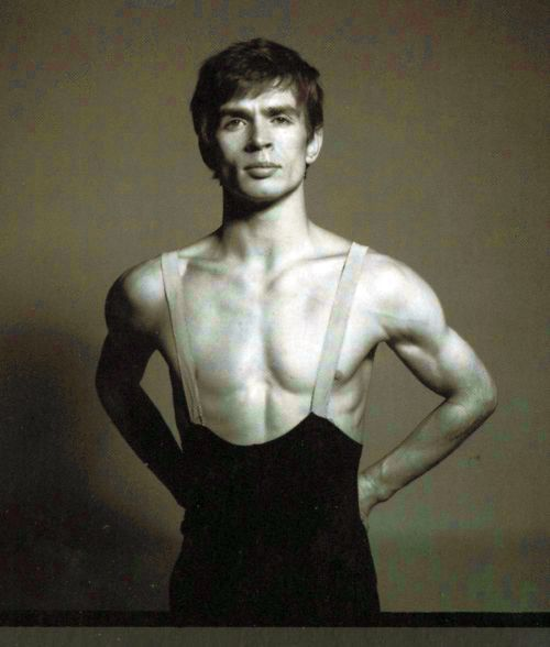 Rudolf Nureyev - the most beautiful male dancer ever. He was so very beautiful.