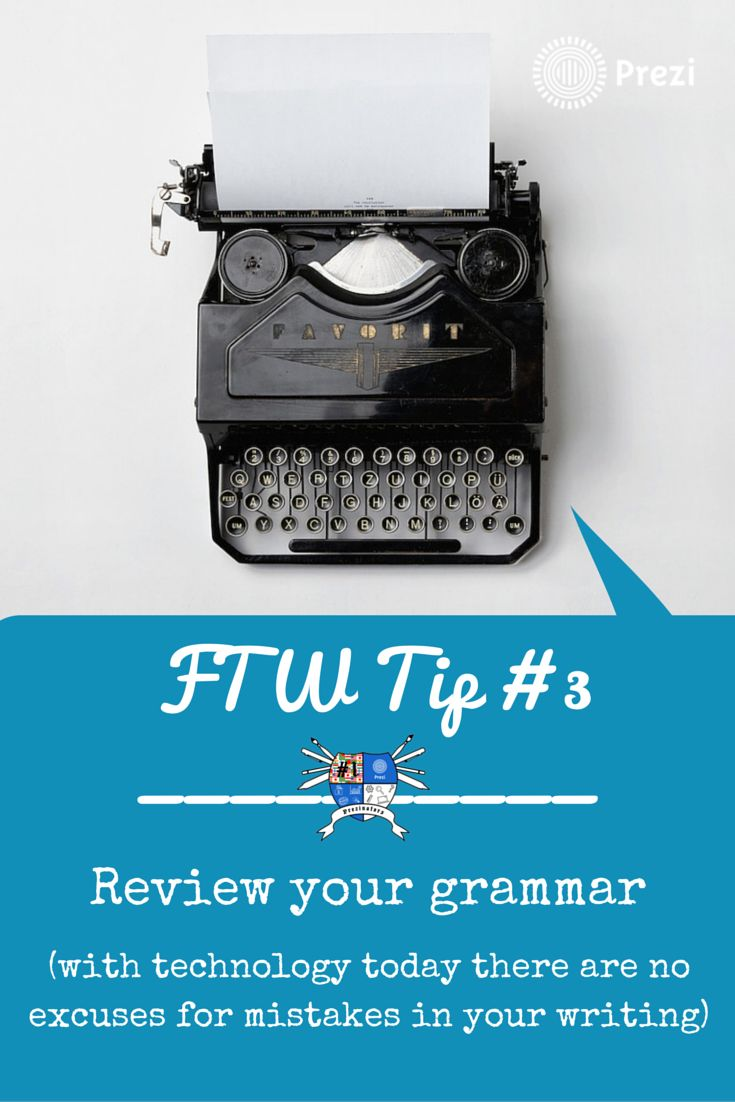 Hey Rookie! Are you really just going to send that Prezi without a grammar check? http://lifehacker.com/5532666/after-the-deadline-improves-spelling-and-grammar-checks-in-chrome