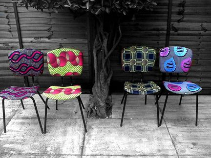 African Prints in Fashion: African Prints in Interior Design