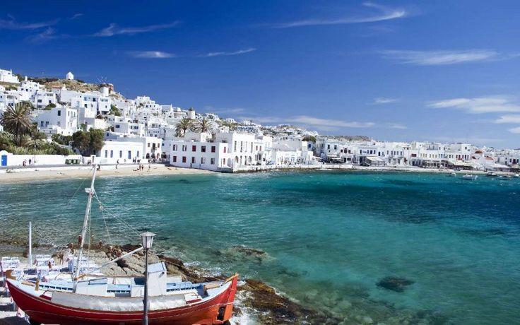 Греция. Отдых 2016