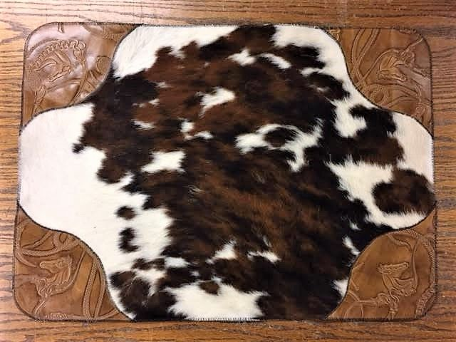 Our Custom Cowhide Bathroom Rugs Can Be Customized To Your Western Bath  Decor.