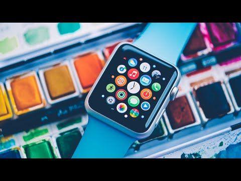 Apple Watch Sport Review! (deutsch)