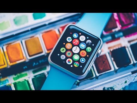 Apple Watch Sport Review! (deutsch)
