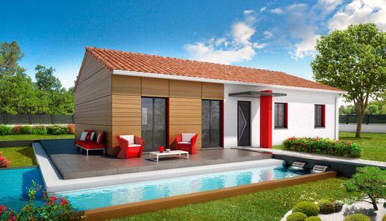 24 best images about plans maisons traditionnelles maisons clair logis on p - Prix maison clair logis ...